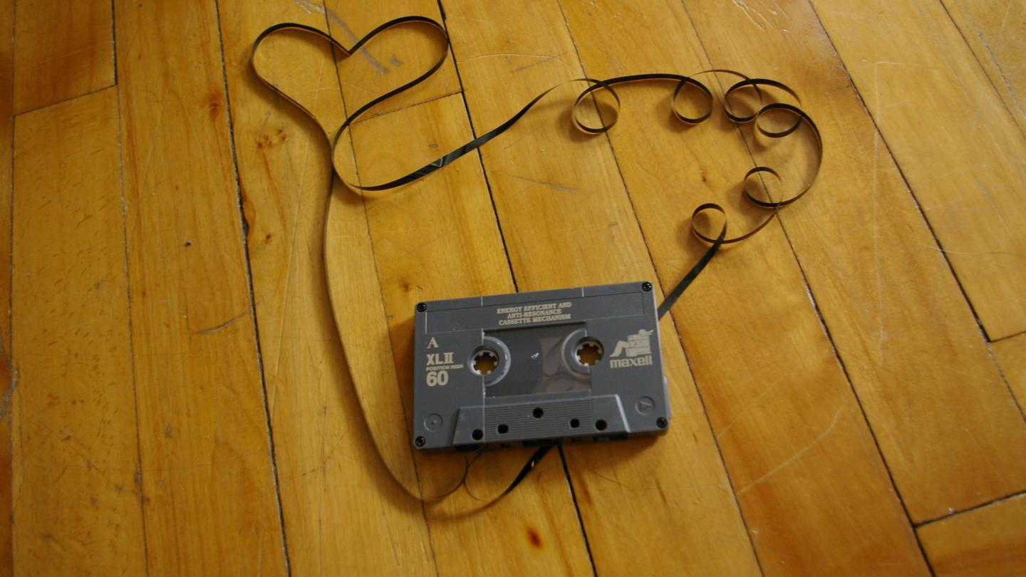 Tape Heart Playlist