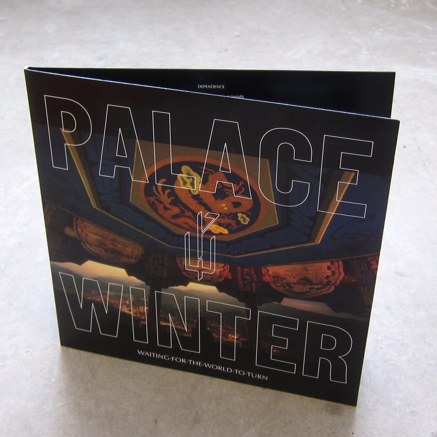 Palace Winter - Waiting for the World to Turn (vinyl front)